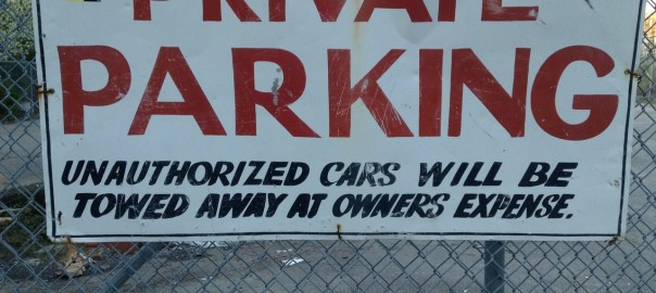 Unauthorized Cars