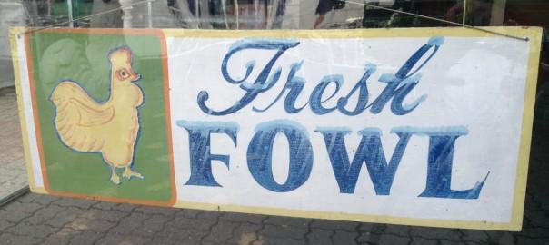 Fresh FOWL