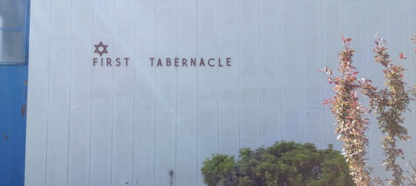 First Tabernacle
