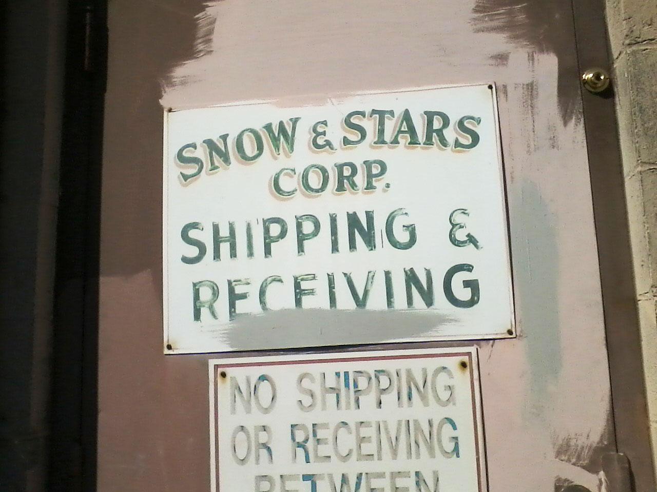 Snow & Stars