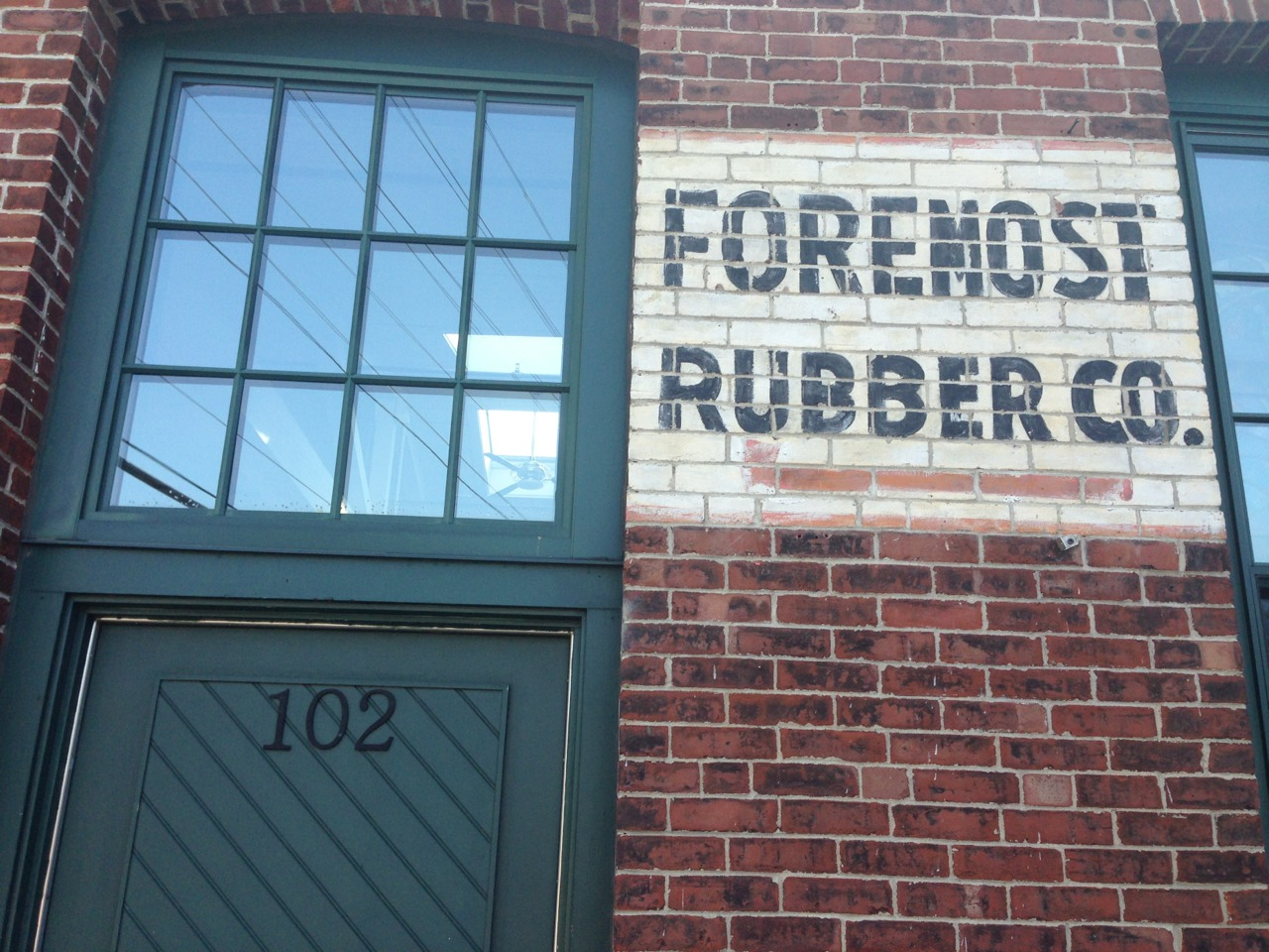 """FOREMOST RUBBER CO."""