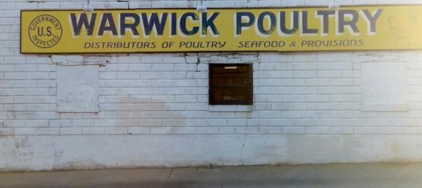 Warwick Poultry #1