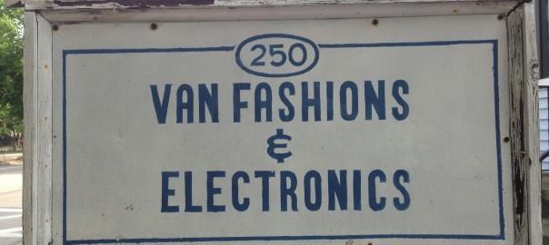 Van Fashions & Electronics