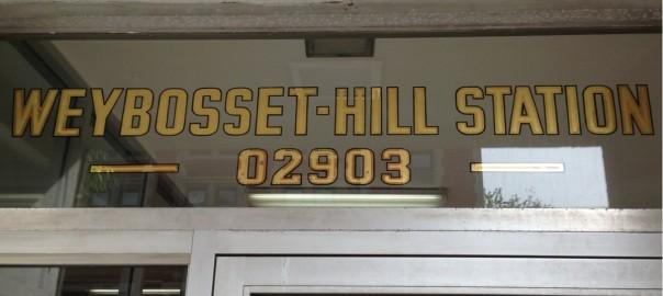 Weybosset Hill