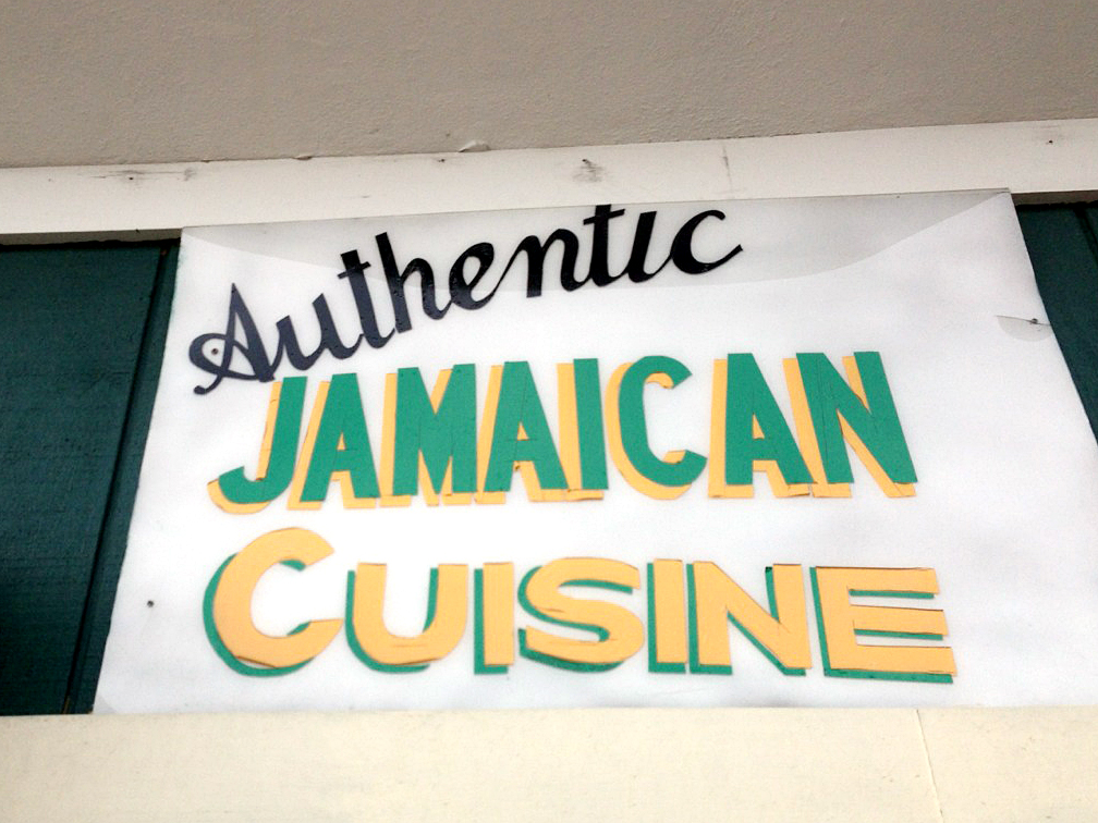 """Authentic JAMAICAN CUISINE"""