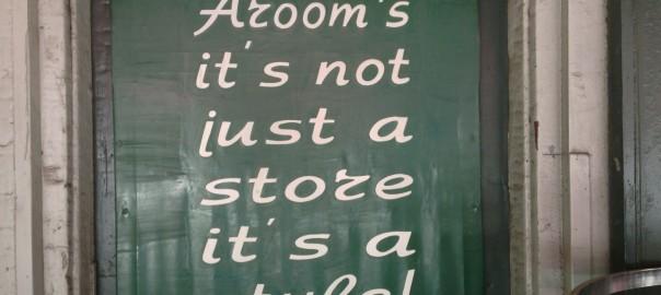 Aroom's