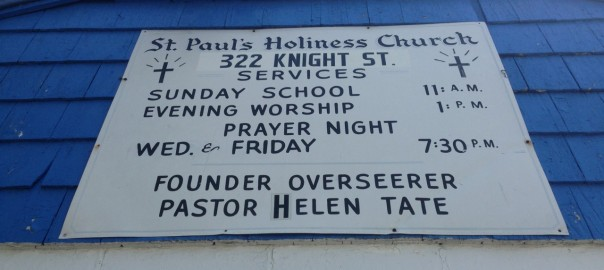 St. Paul's Holiness