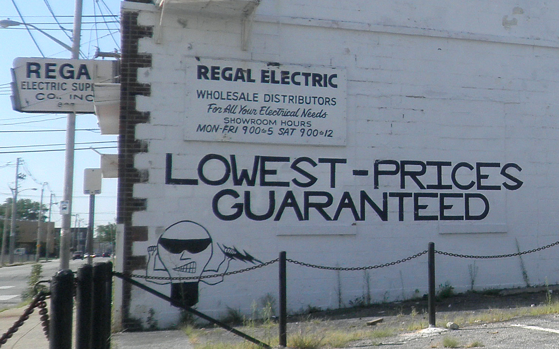 Lowest-Prices Guaranteed