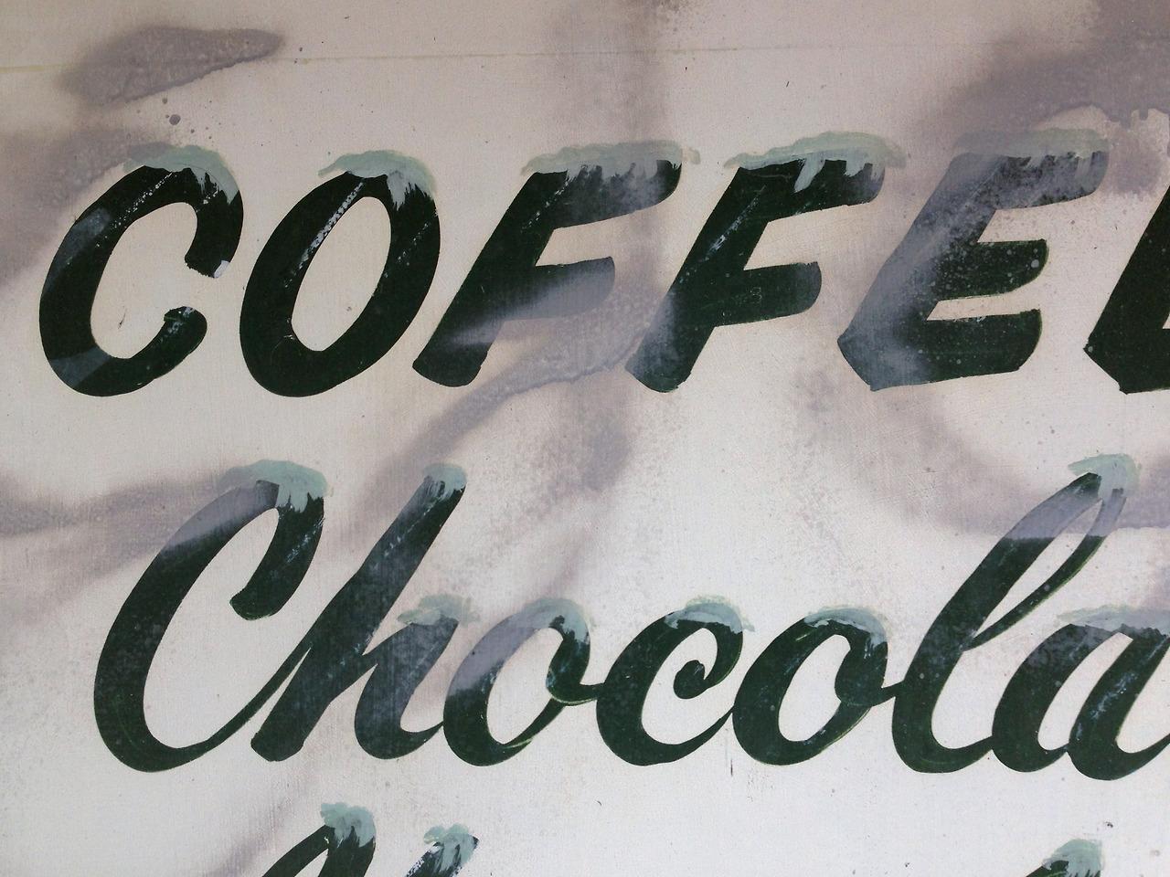 """COFFE Chocola"""