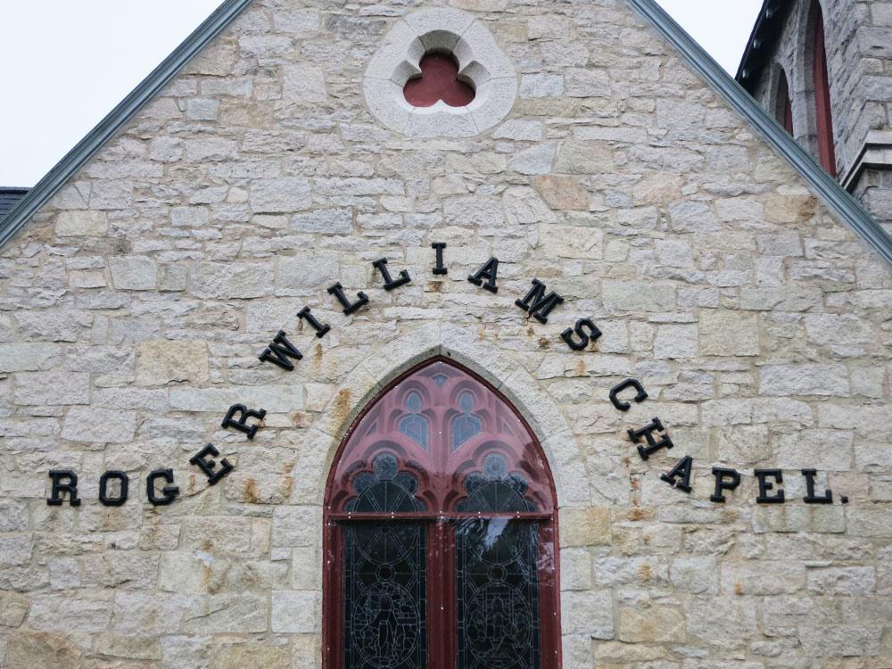 Roger Williams Chapel