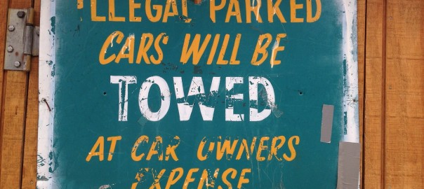 Illegal Parked Cars