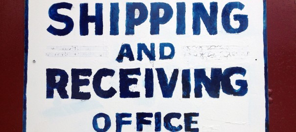 Shipping and Receiving Office