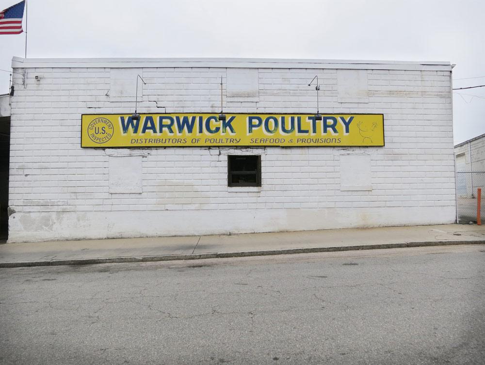 Warwick Poultry #2