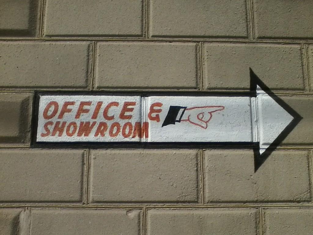 """""""OFFICE & SHOWROOM"""""""