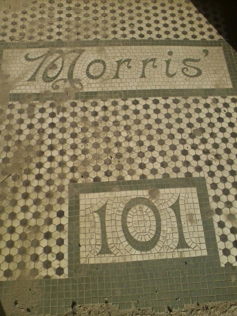 """""""Morris' 101"""""""