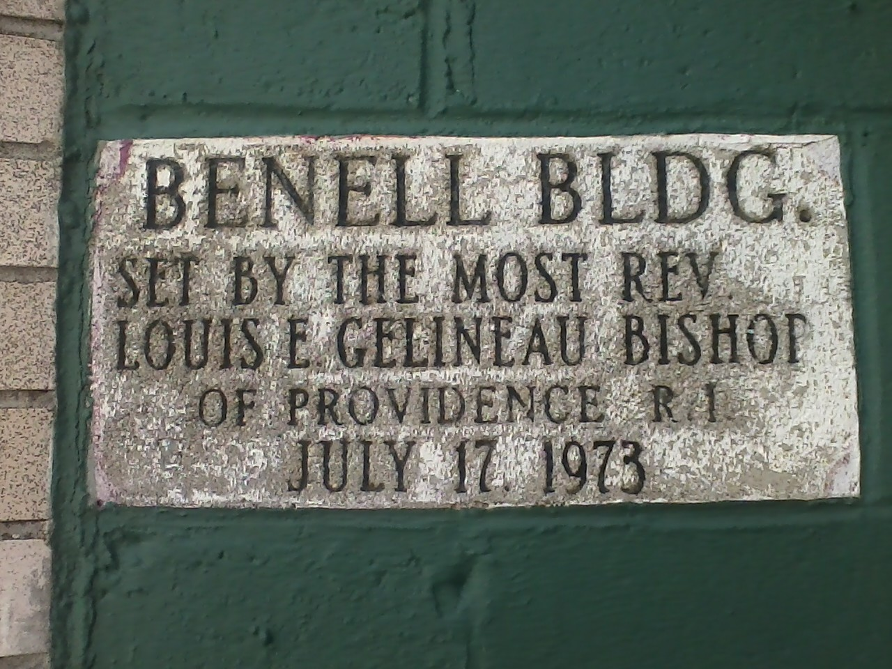 Benell Bldg.