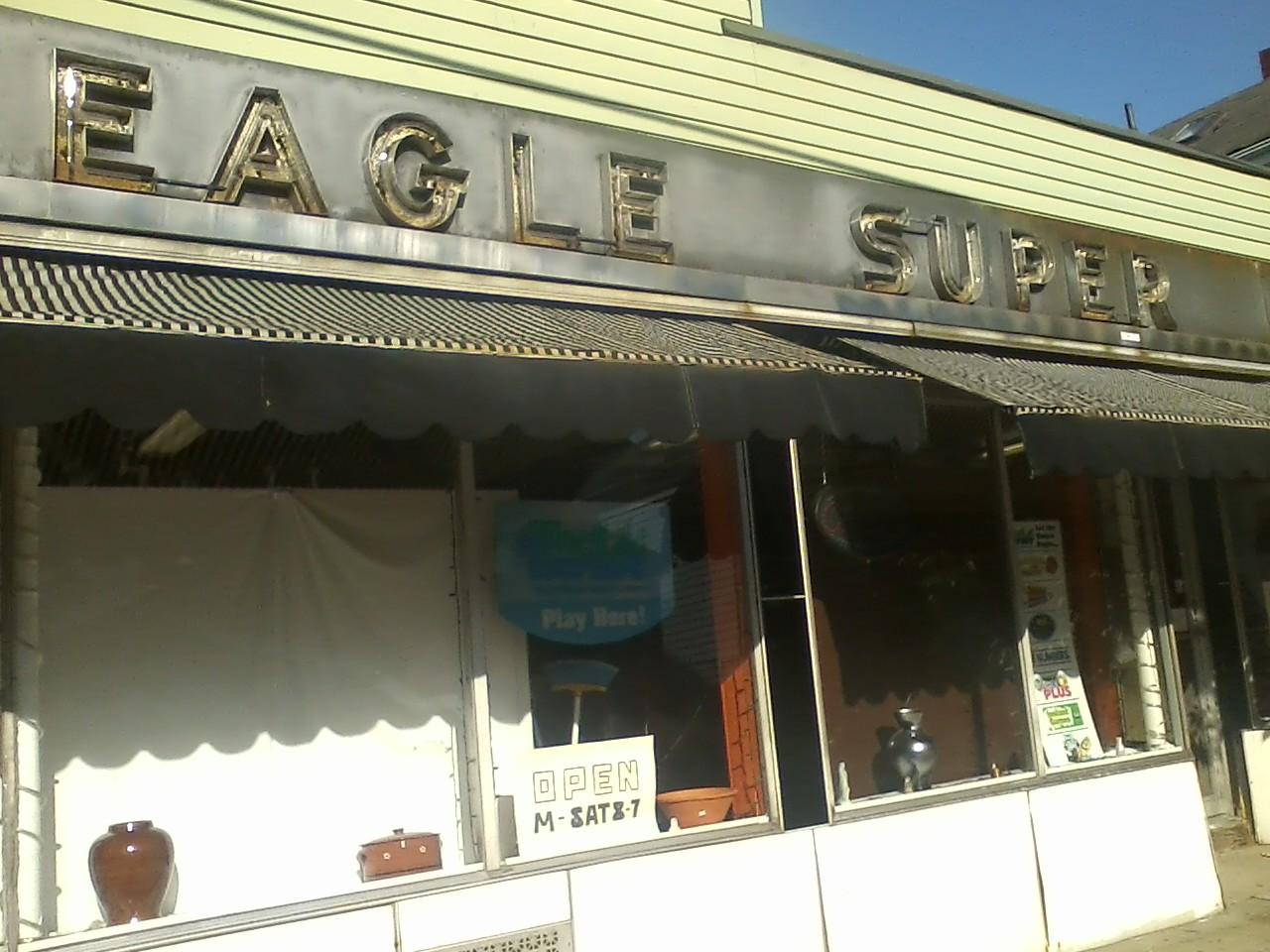 Eagle Supermarket