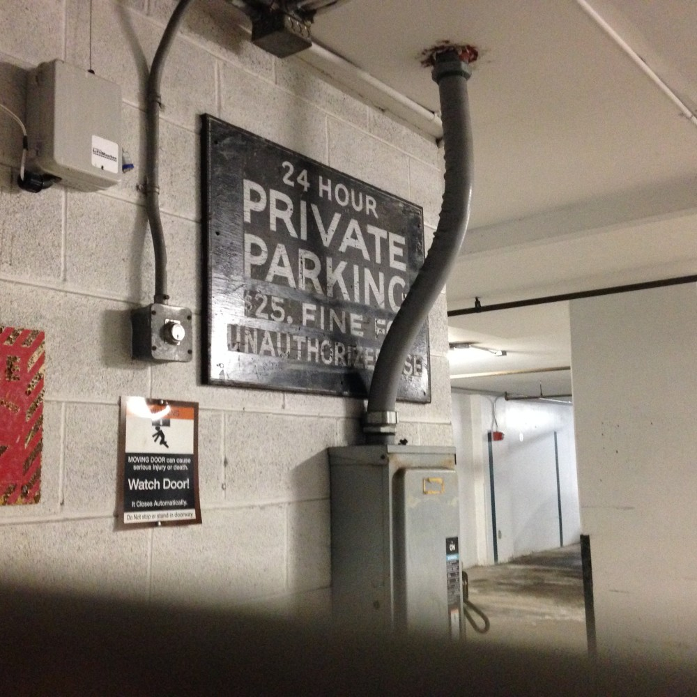 24 Hour Private Parking