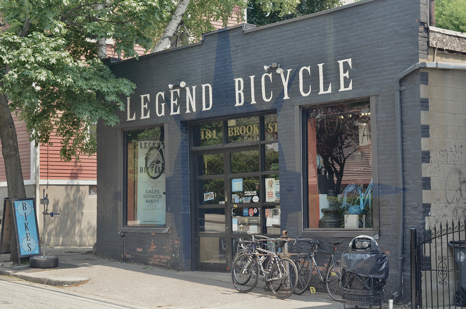 Legend Bicycle
