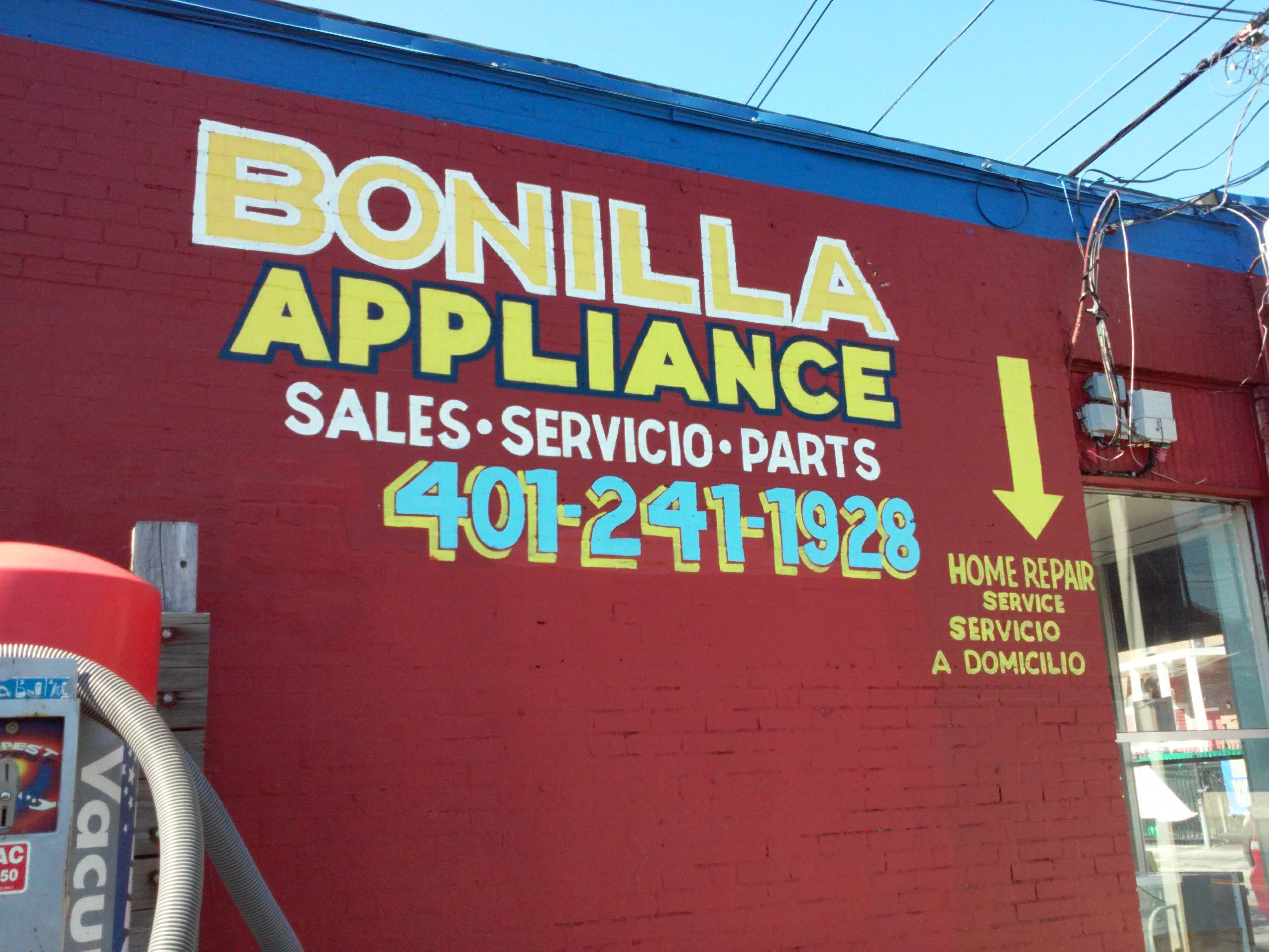 Bonilla Appliance