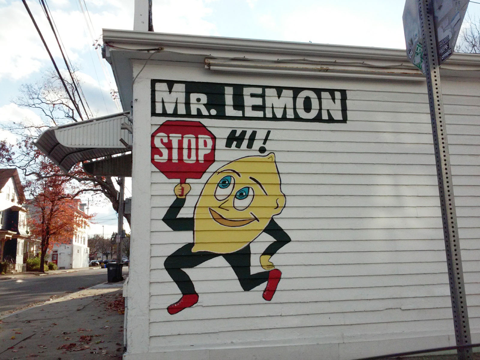 Mr. Lemon
