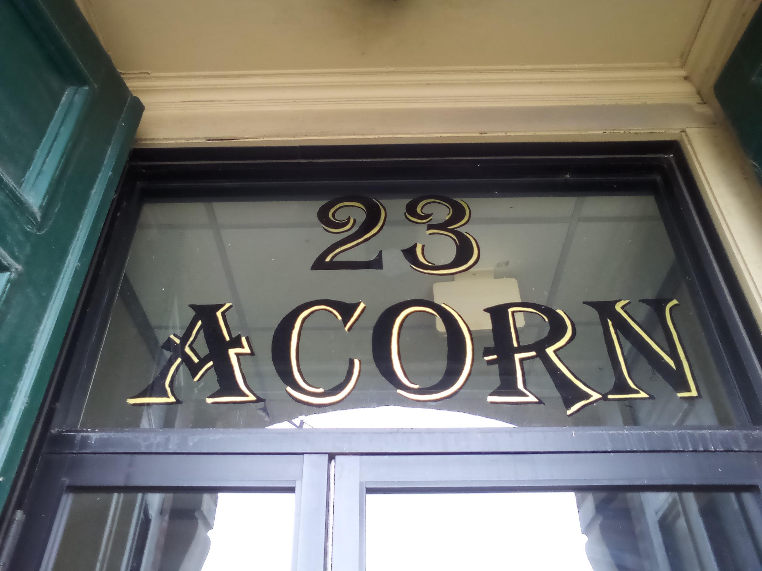 23 Acorn