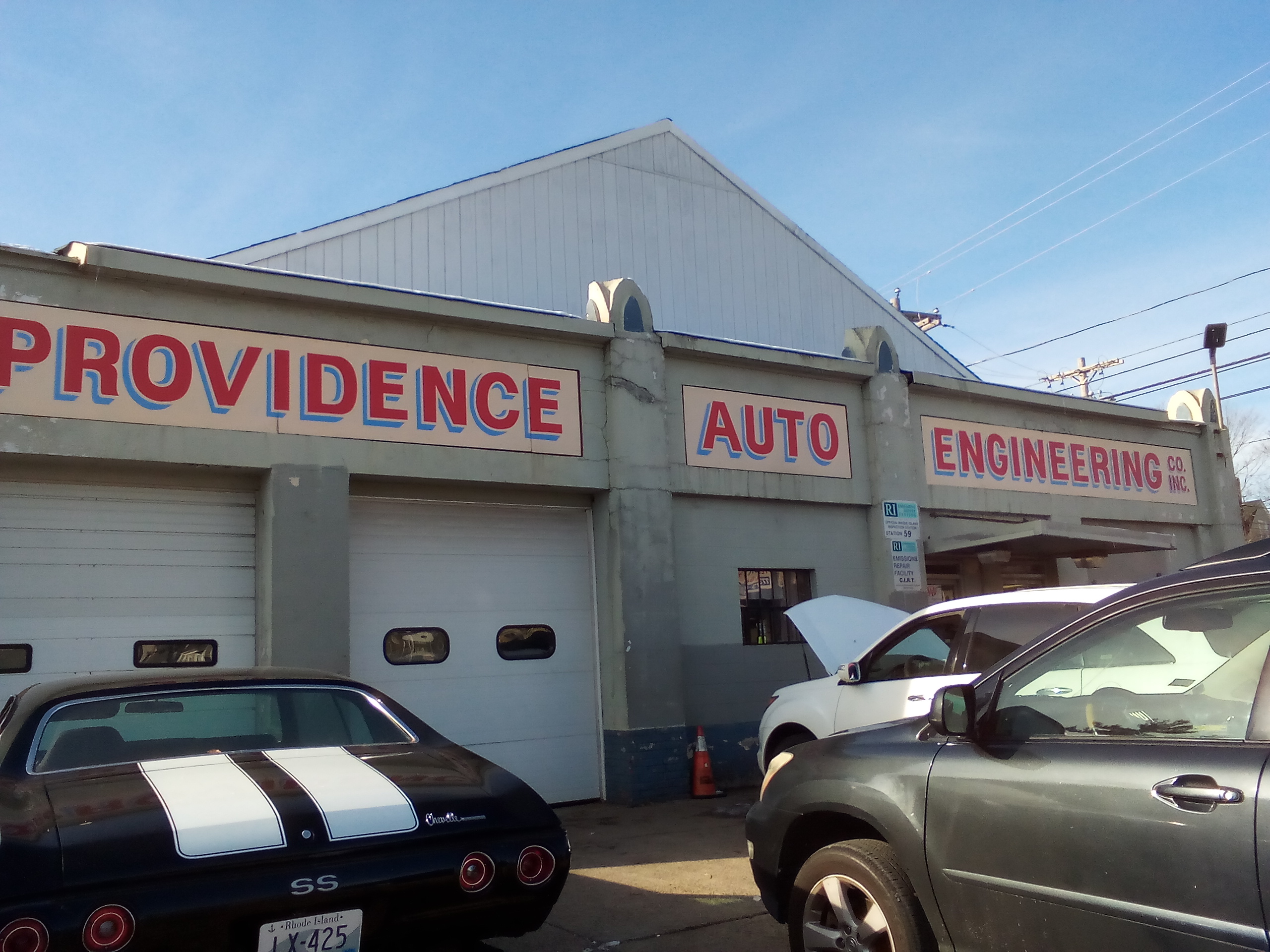 Providence Auto Engineering