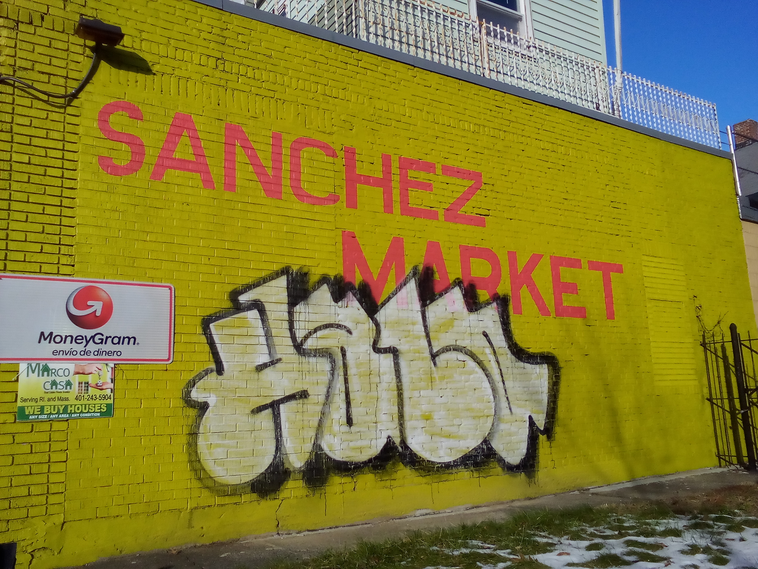 Sanchez Market