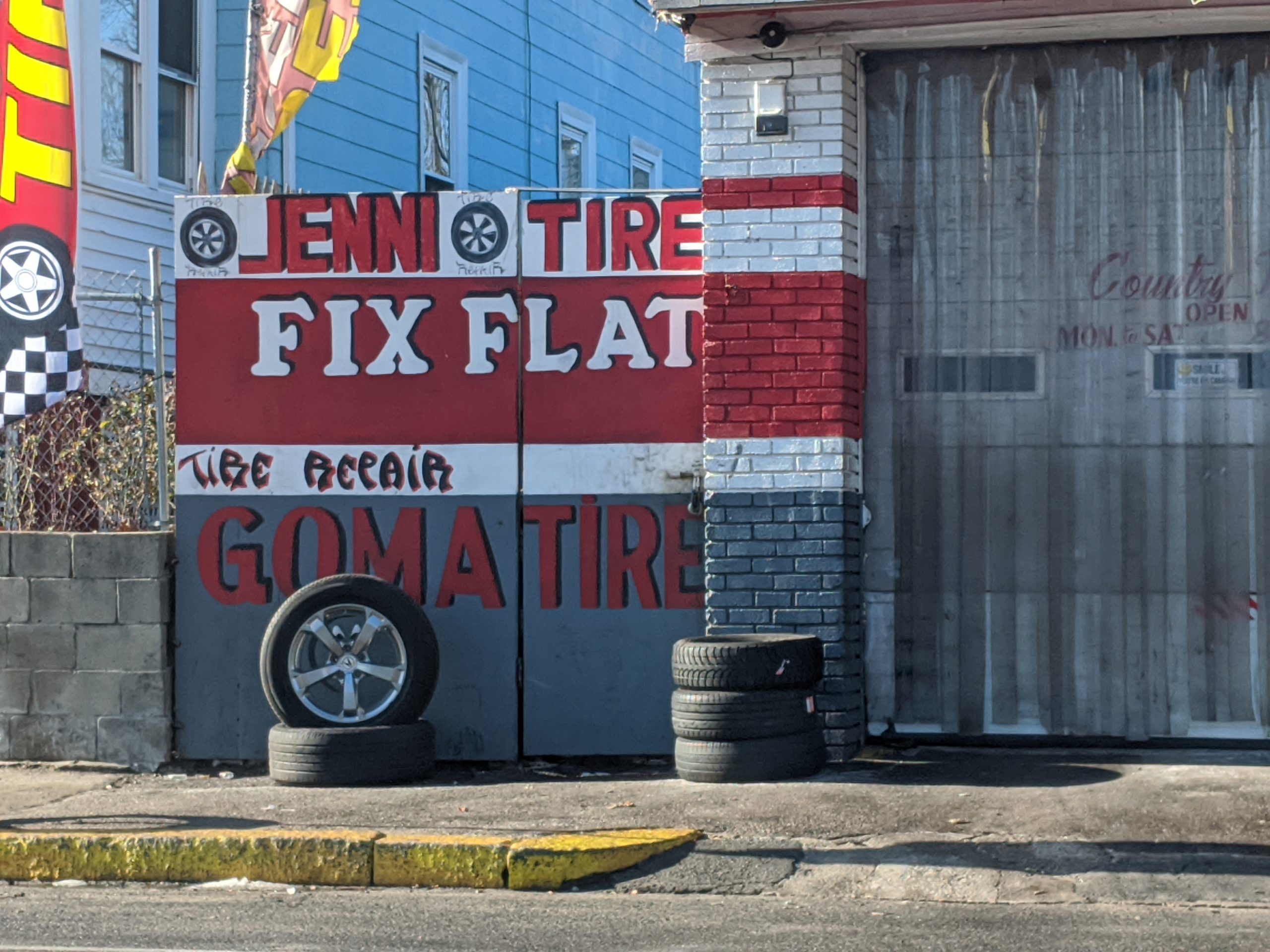 Jenni Tire / Fix Flat