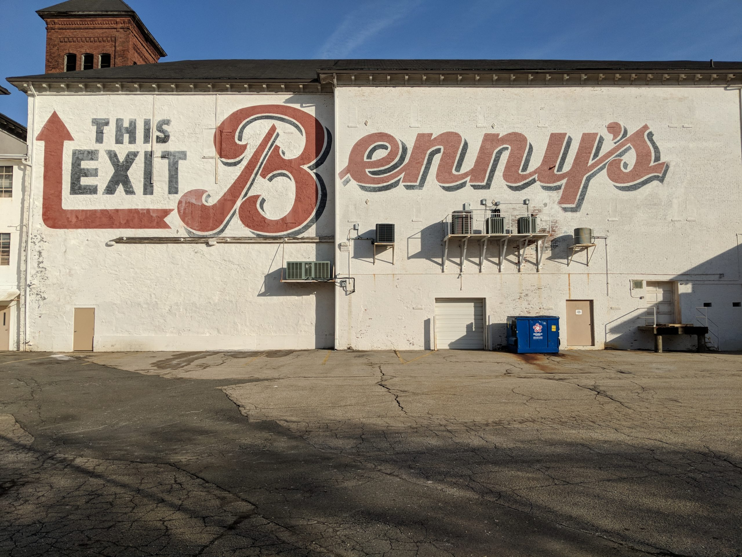Benny's, Branch Avenue