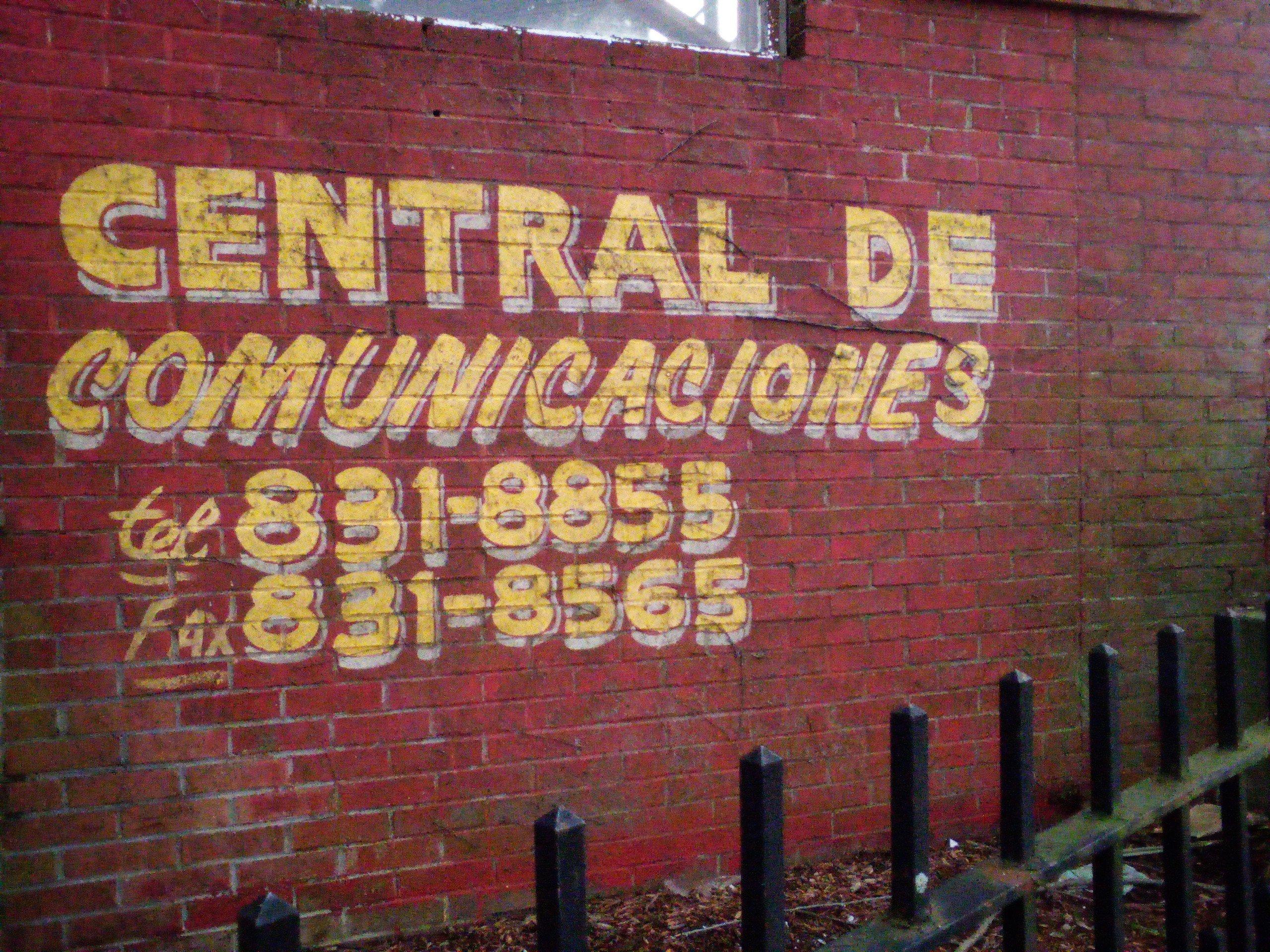 Central de Comunicaciones