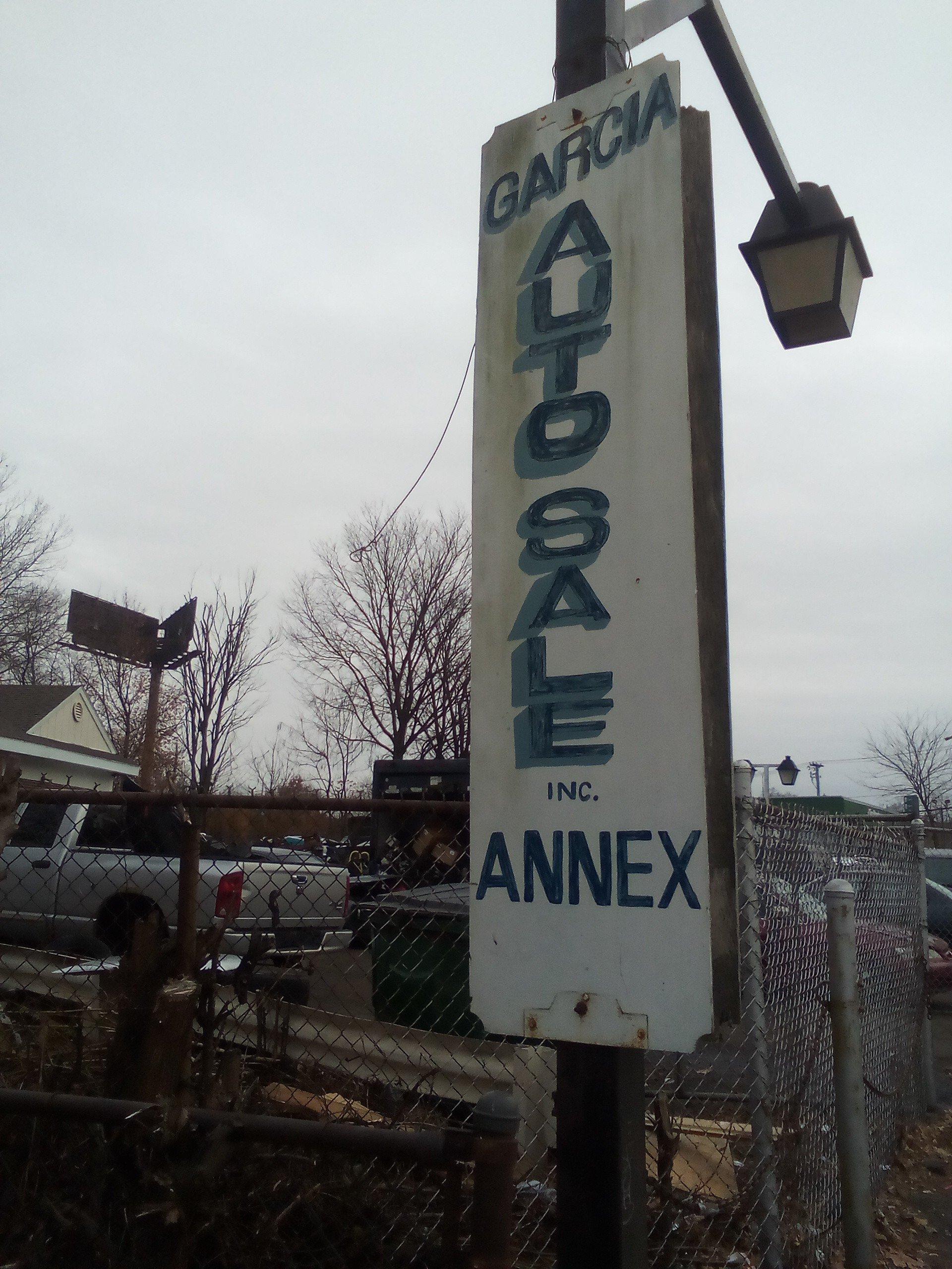 Garcia Auto Sale Annex