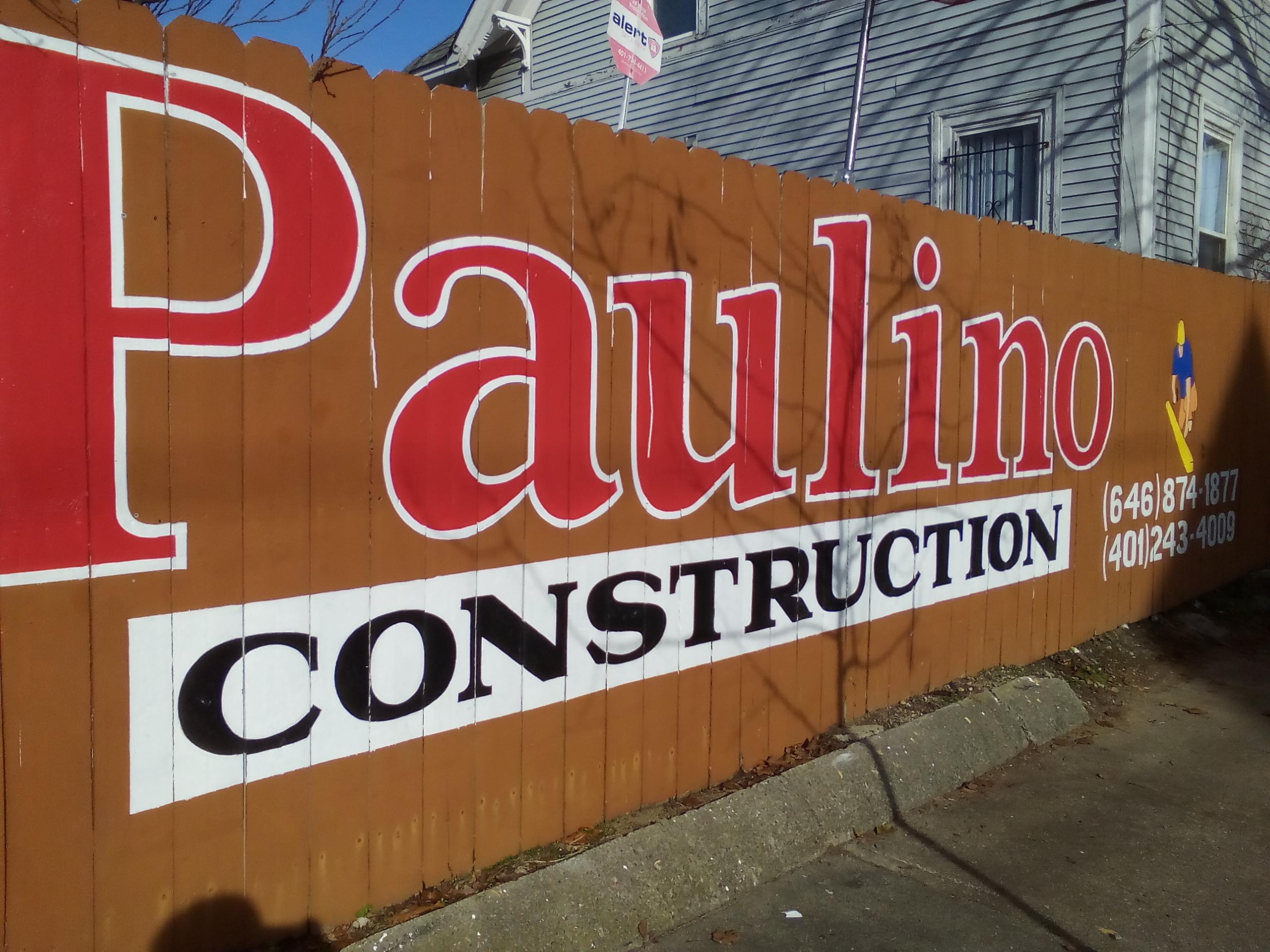 Paulino Construction