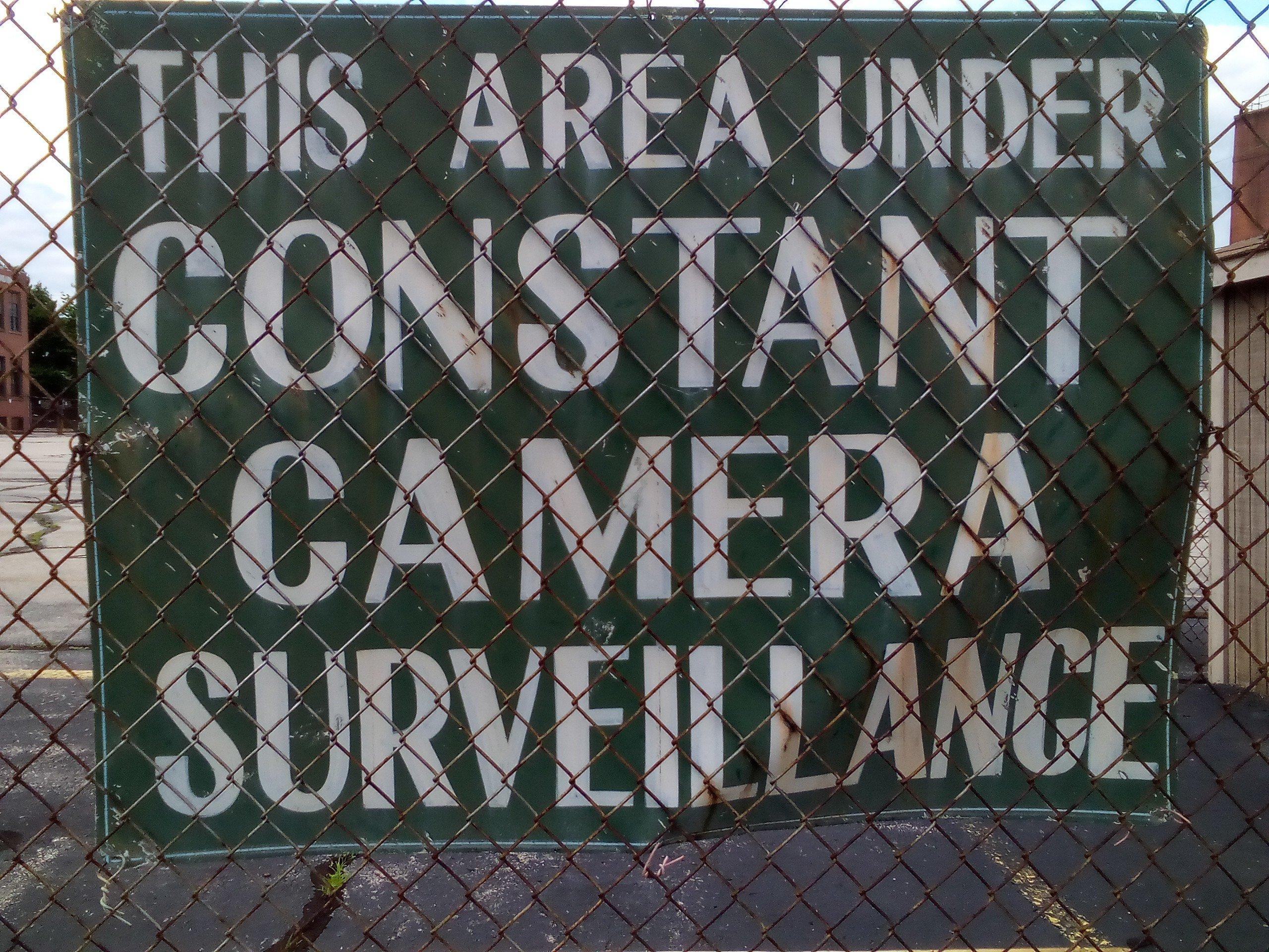 Constant Surveillance