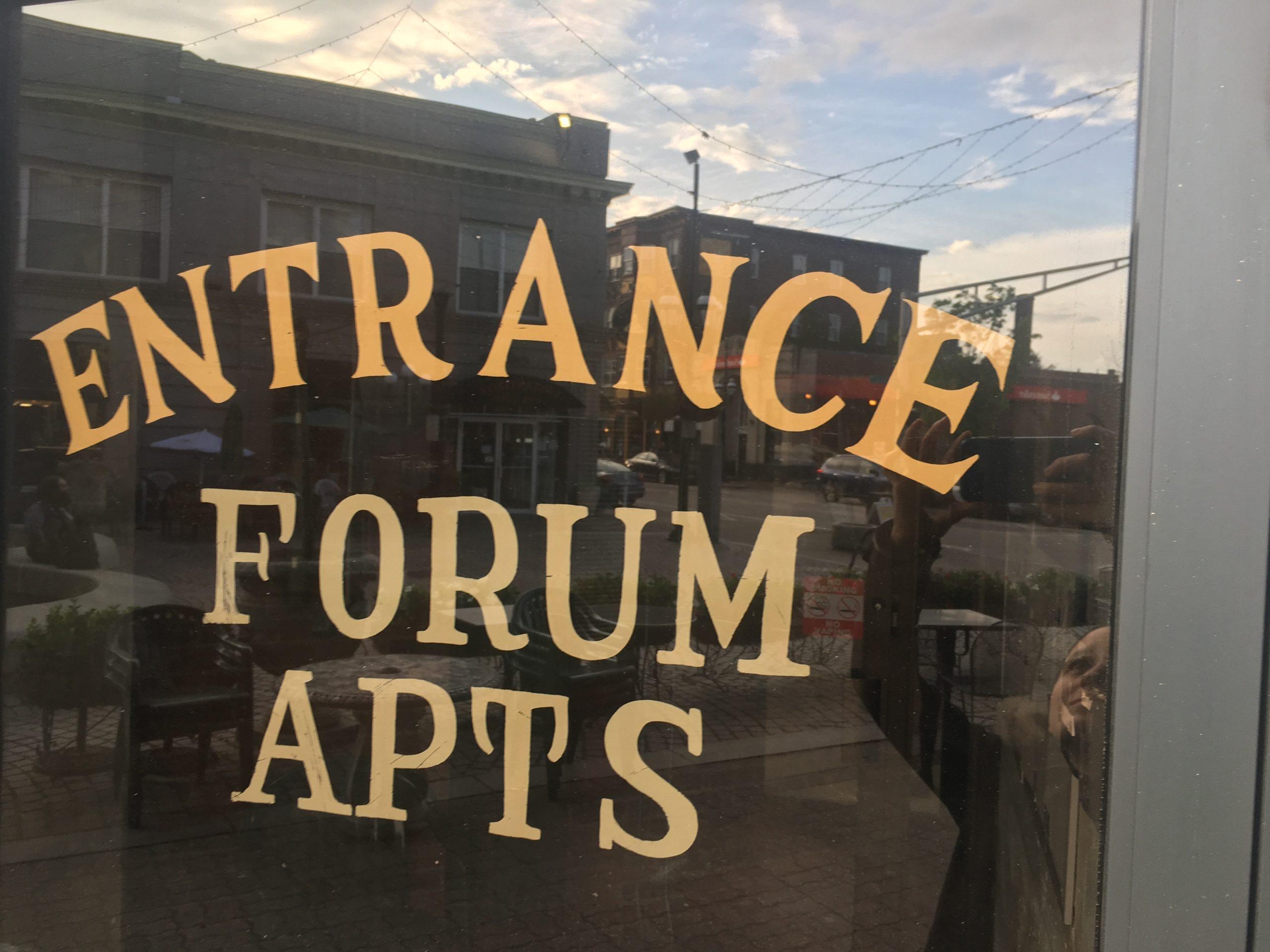 Forum Apts